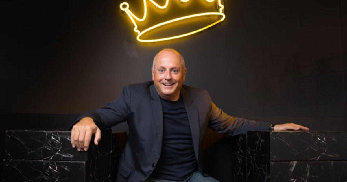 Chris Lucas - Australian restauranteer