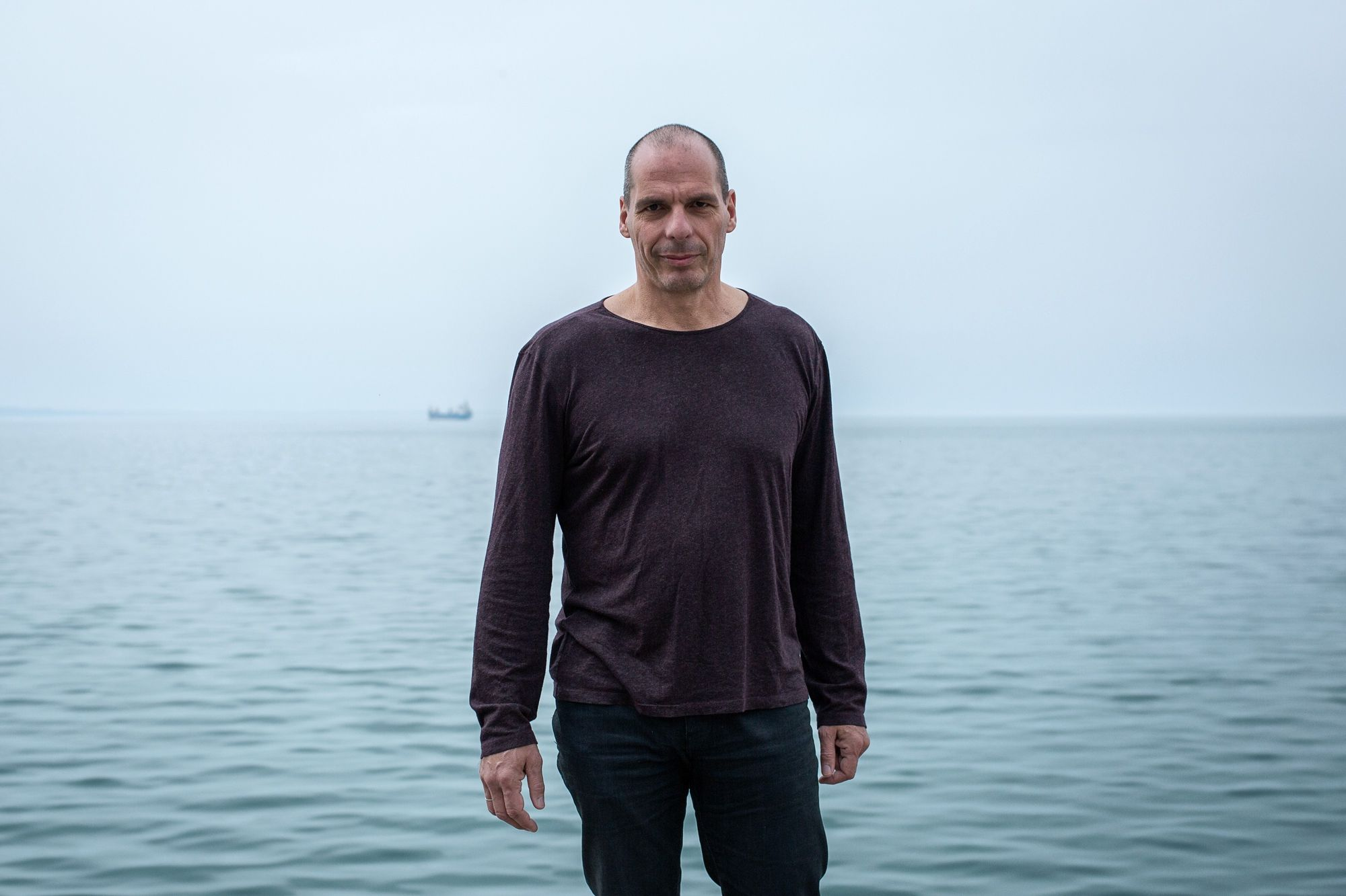 Yanis Varoufakis wants to see Amazon pay this Black Friday