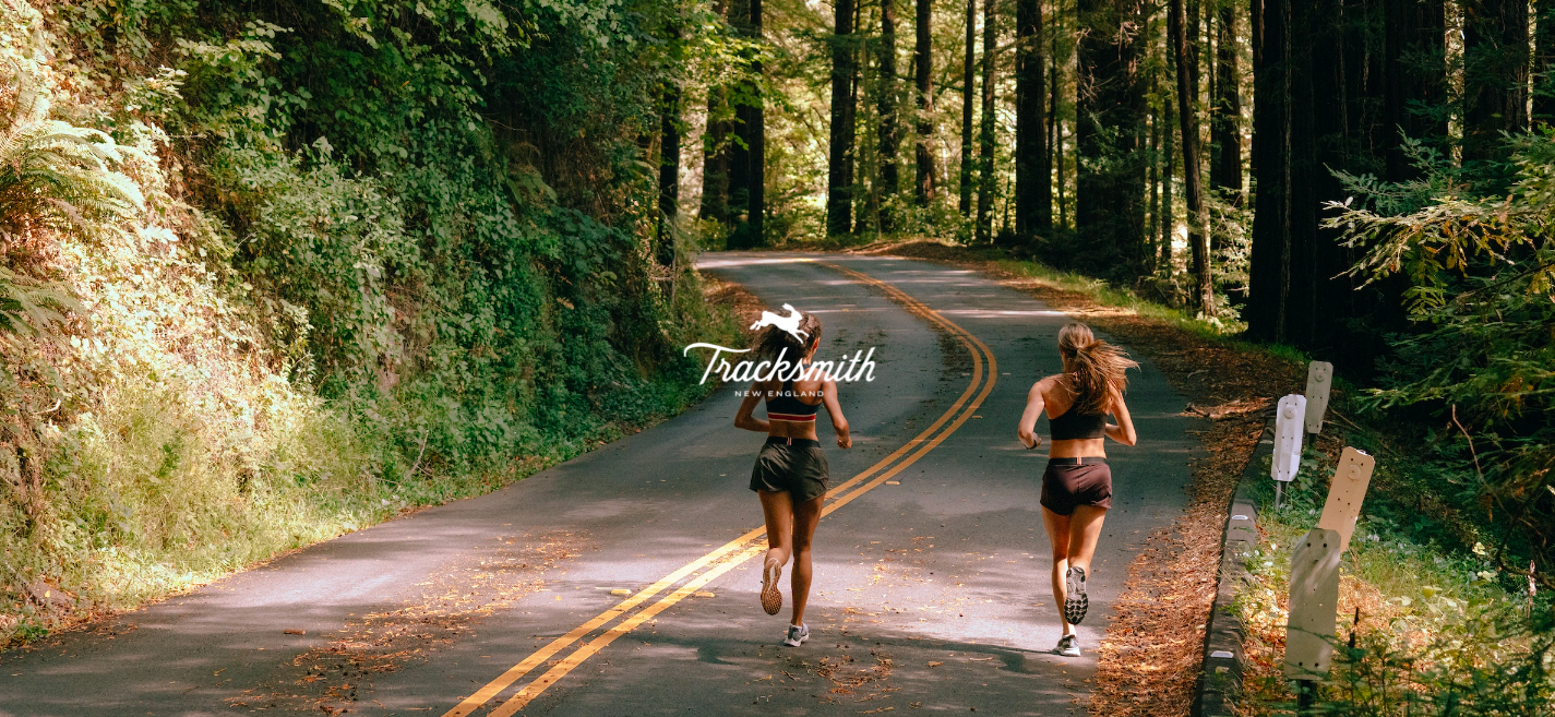 Tracksmith says that running is a gift