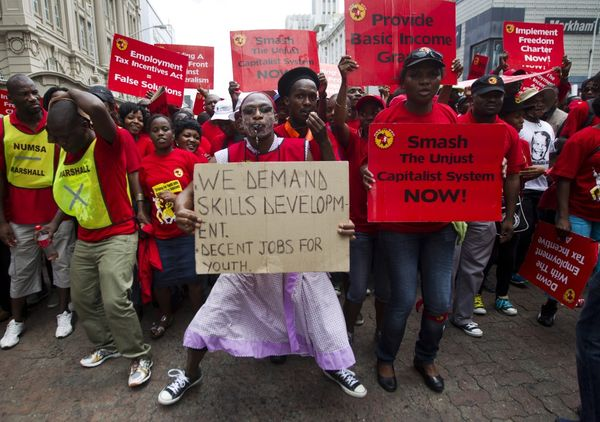 Why the South African government is totally wrong about their focus on creating jobs