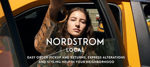 Nordstrom Local - a shop where you can't buy anything