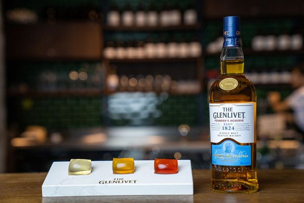 Glenlivet innovates with alcohol-infused capsules