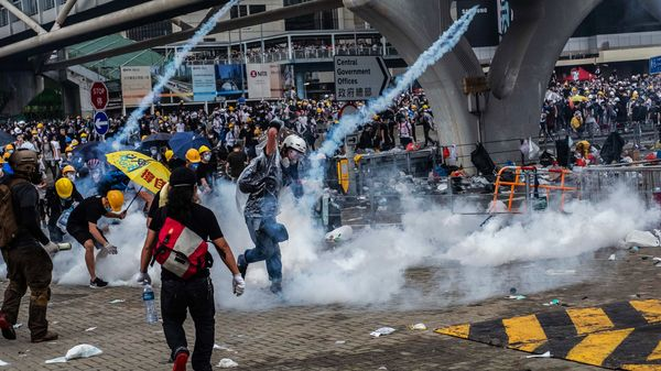 Hong Kong riots offer us a glimpse of one possible interstate future