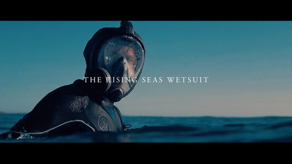 Introducing a wetsuit designed for rising sea levels