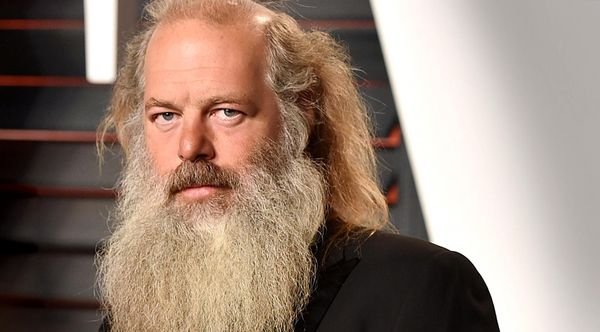 Rick Rubin - the shaman of music
