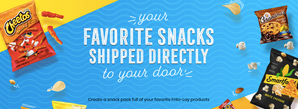 Frito Lay wants you to buy snacks directly from them