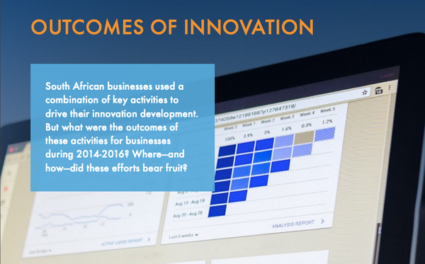How successfully are South African businesses innovating?