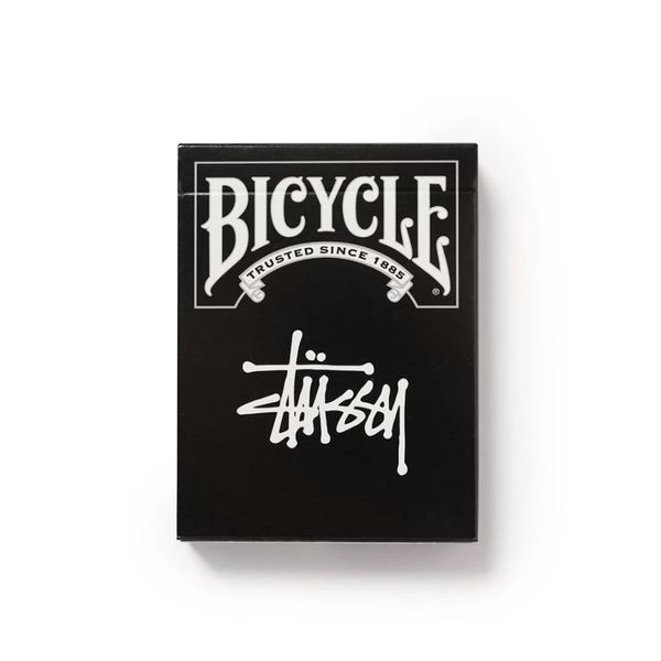 Stüssy partners with Bicycle to reimagine the playing card