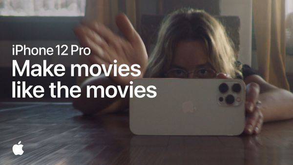 iPhone 12 Pro - bringing out the Spielberg in all of us