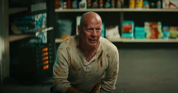 Bruce Willis is back in a new Die Hard
