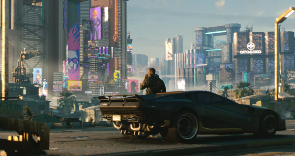 Immerse yourself in the future with Cyberpunk 2077